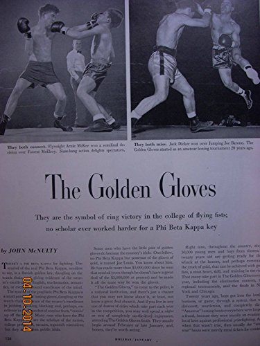 Article: the Golden Gloves