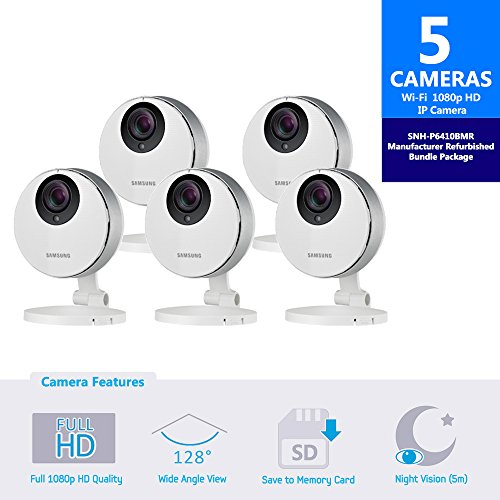 Samsung SmartCam SNH P6410RFM Certified Refurbished product image