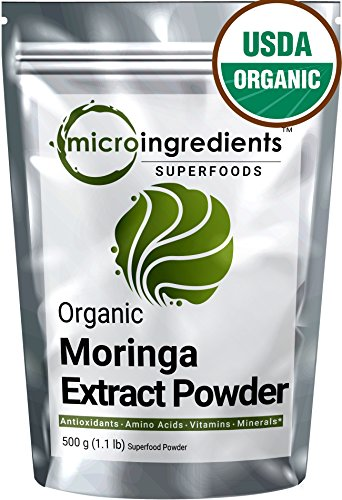 Micro Ingredients Organic Moringa Extract product image