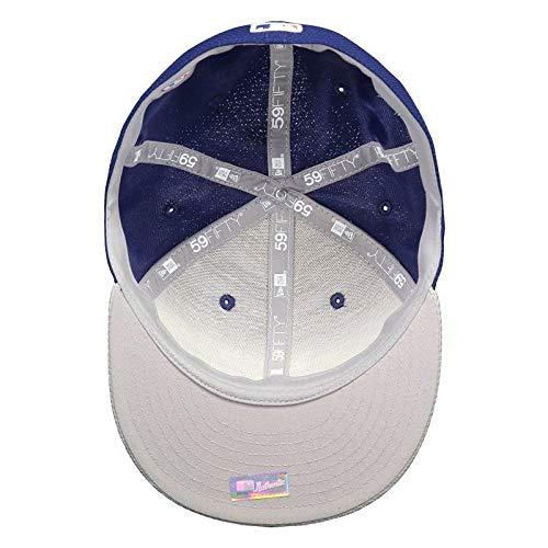 618154c45b709 Boné New Era MLB Los Angeles Dodgers 5950 Azul