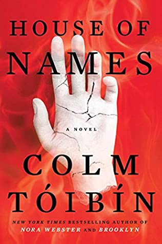 book cover of House of Names