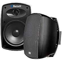 Amazon.com: bluetooth outdoor speakers pair