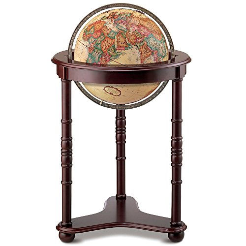 Replogle Globes Westminster Globe, Antique Ocean, 16-Inch Diameter by Replogle