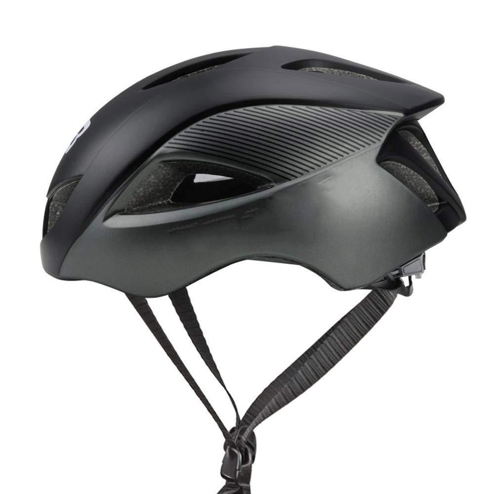 Y-YT Fahrradhelm Fahrrad Reithelm Reitausrüstung integrierte Mountain Bike Helm 58-61cm