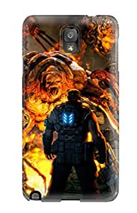 Durable Protector Case Cover With Gears Of War 3 Mission Hot Design For Galaxy Note 3