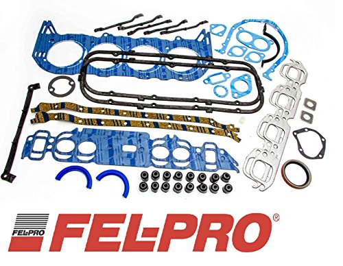 Fel Pro Engine Overhaul Gasket Set 1980-1985 Chevy bb TRUCK 7.4L 454 & 1974-1985 427 (BBC 427 454)