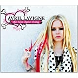 艾薇儿 Avril Lavigne:美丽坏东西 The Best Damn Thing Asia Repackage(CD+DVD 亚洲豪华限定版)