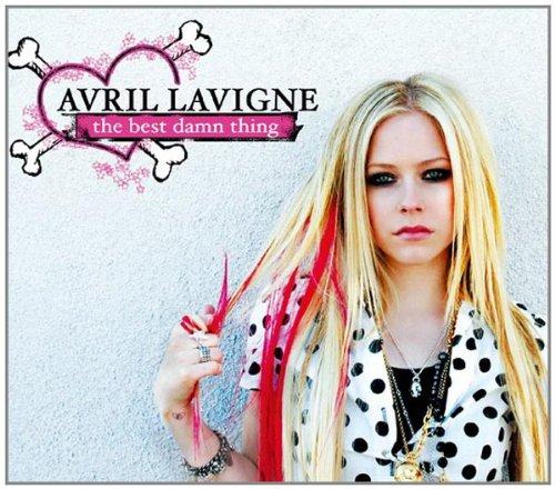 艾薇儿 Avril Lavigne:美丽坏东西 The Best Damn Thing Asia Repackage(CD+DVD 亚洲豪华限定版) (Avril Lavigne The Best Damn Thing Cd)