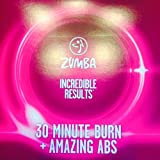 Zumba Fitness 30 Minute Burn+Amazing Abs DVD From The Incredible Results Set!