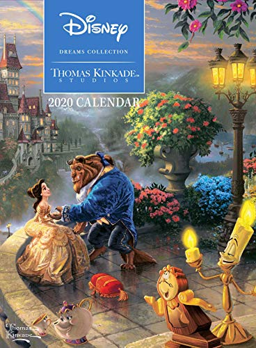 Thomas Kinkade Studios: Disney Dreams Collection 2020 Diary por Thomas Kinkade