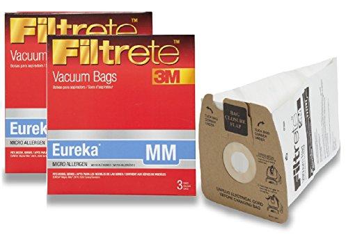 Filtrete Eureka MM Micro Allergen Vacuum Bag 6 Pac by Filtrete