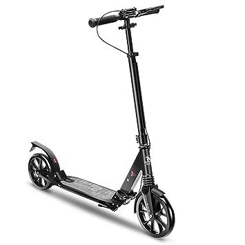 LJHBC Patinete Scooter de Patada Plegable fácil Scooter de ...