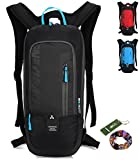 Small Running Cycling Skiing Walking Sport Rucksack Breathable Mountain Bike Bicycle Backpack for Men Women - 8L