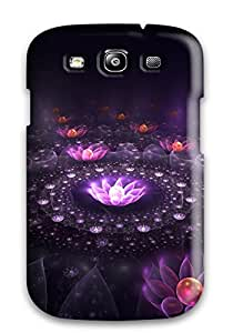 Laci DeAnn Perry's Shop 8I0L203UIROKH33P New Fashionable Cover Case Specially Made For Galaxy S3(digital Art)