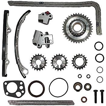 Amazon com: 98-04 Nissan 2 4 (2 4L) KA24DE DOHC Timing Chain