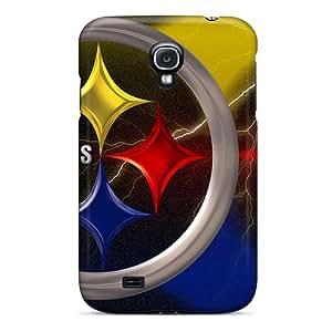Galaxy S4 Dpp3043Qzni Custom Fashion Pittsburgh Steelers Skin Shockproof Hard Phone Covers -ZachDiebel