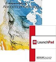 Bundle: Fundamentals of Abnormal Psychology 8e & LaunchPad (Six Month Access)