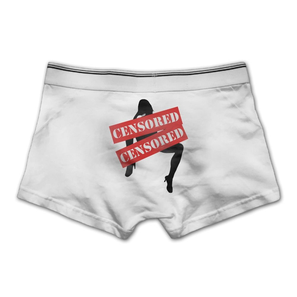 Pmftryuer Mens Underwear Boxer Briefs Underpants Frau