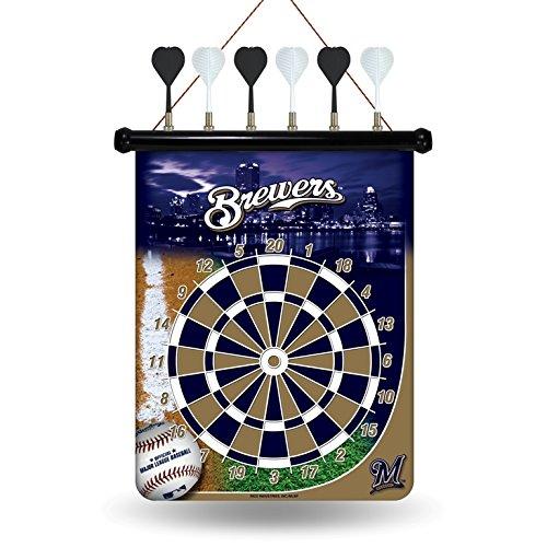 MLB Milwaukee Brewers Magnetic Dart