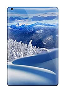Hazel J. Ashcraft's Shop Cheap New Style Hard Case Cover For Ipad Mini 3- Ice Mountains Canada