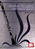 Mel Bay's Clarinet Fingering and Scale Chart, Eric Nelson, 0786675721