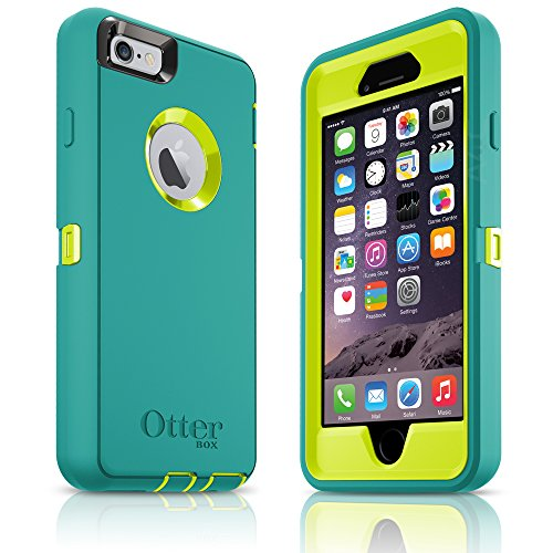 Rugged Protection OtterBox DEFENDER Case for iPhone 6 , 6s - Bulk Packaging - Tropic