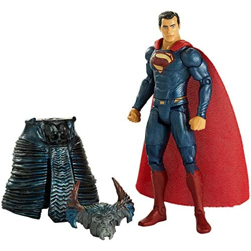 Mattel DC Comics Multiverse Justice League Superman Action Figure, 6""