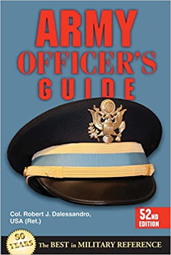 Amazon army officers guide ebook dr robert j dalessandro army officers guide 53rd edition kindle edition fandeluxe Epub