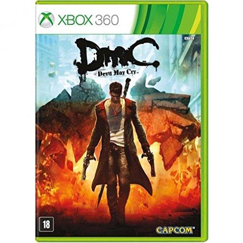 Jogo DmC: Devil May Cry - Xbox 360