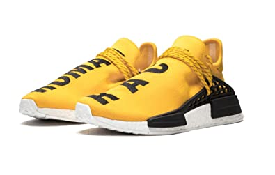 more photos c6250 6e67c theadidas Human Race NMD Pharrell Yellow Running Shoes: Buy ...