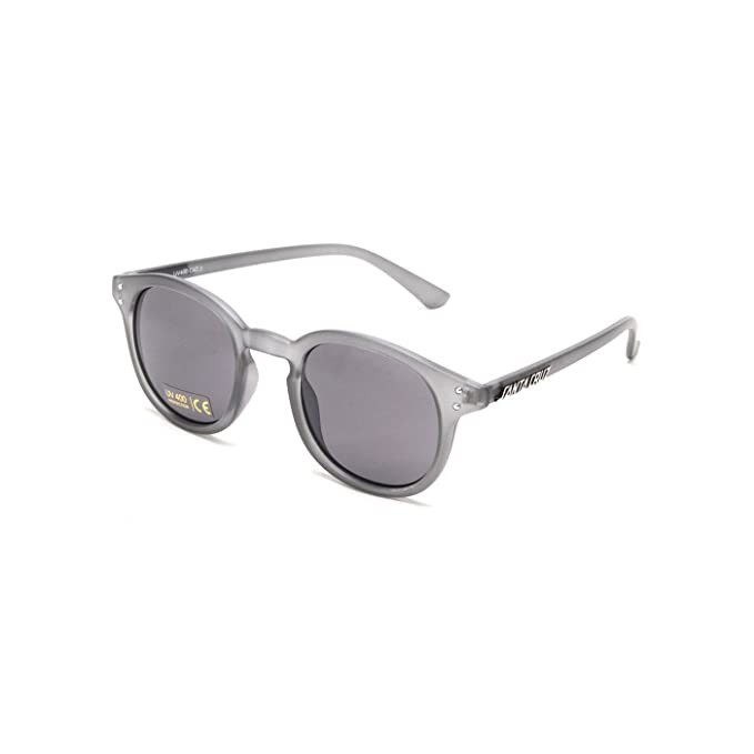Gafas De Sol Santa Cruz Bank Clear Gris (Default , Gris)