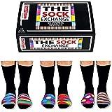Verrückte Socken Oddsocks Sock Exchange für Männer im 6er Set - The Sock Exchange Strumpf Oddsocks