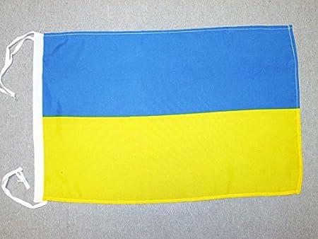Drapeau//drapeau ukraine 30 x 45 CM