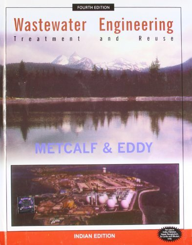 wastewater treatment treatment disposal reuse metcalf eddy pdf