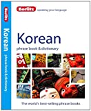 Korean Phrase Book and Dictionary, Berlitz Publishing, 1780042876