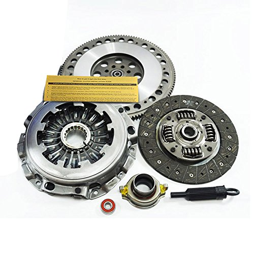EXEDY CLUTCH KIT+CHROMOLY FLYWHEEL for 02-05 SUBARU IMPREZA WRX 2.0L TURBO ()