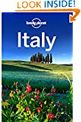 #3: Lonely Planet Italy (Travel Guide)