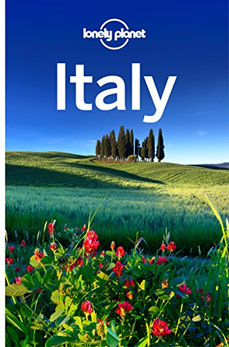 Lonely Earth Italy (Travel Guide) - 519SvFO92kL