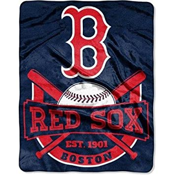 Amazon Boston Red Sox Bats 40 X 40 Silk Touch Throw Simple Red Sox Throw Blanket