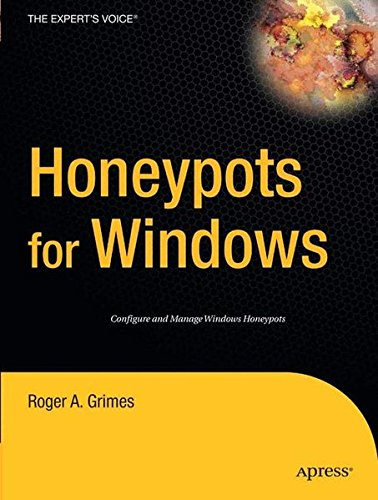 Price comparison product image Honeypots for Windows (Books for Professionals by Professionals)