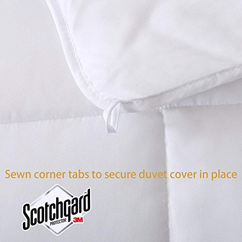 DECROOM Clearance SaleWhite Comforter Duvets Covers Sets