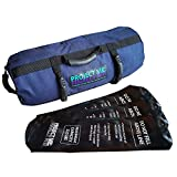 Kyпить Project Me: Finally Fit Adjustable Fitness Sandbag With Handles And Inner Water Filler Bags, Sandbag Workout, Sandbag Exercise, Sandbag Fitness, Sandbag Training, Tactical Sandbags на Amazon.com