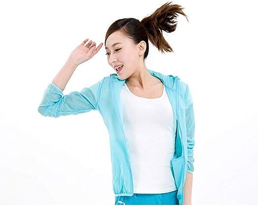Camiseta deportiva para mujer Deportes al aire libre, productos de senderismo y ocio, ropa impermeable y de secado rápido para señoras para viajar, gimnasio (Color : Verde , tamaño : XL) : Amazon.es: Hogar