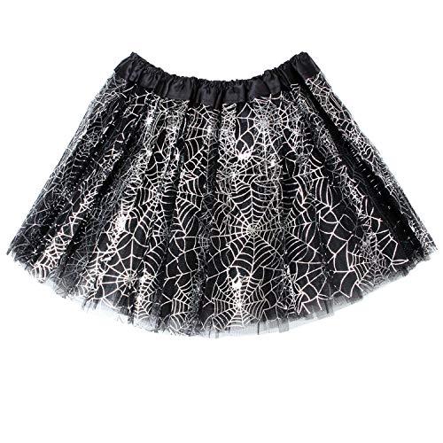 Resinta Spider Web Ballet Tutu Skirt Girls