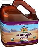 Lily of the Desert Aloe Vera Juice, No Preservatives, Inner Fillet, 128 Ounces