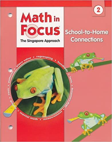 Amazon.com: Math in Focus: Singapore Math: School-to-Home ...