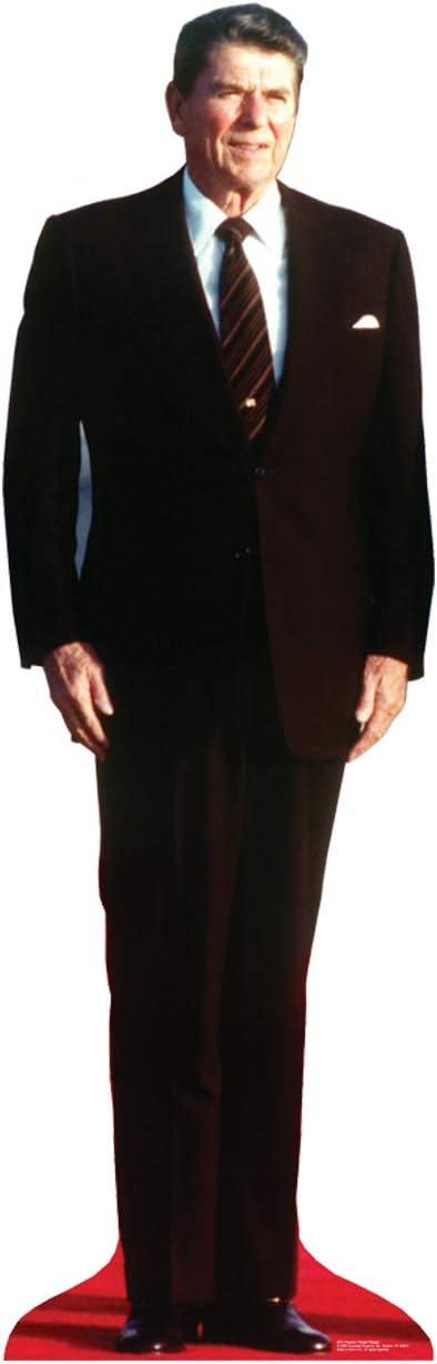 Advanced Graphics President Ronald Reagan Life Size Cardboard Cutout Standup
