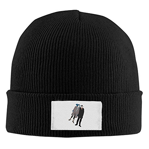 Creamfly Adult Sunshine Of The Spotless Mind Wool Watch Cap Black