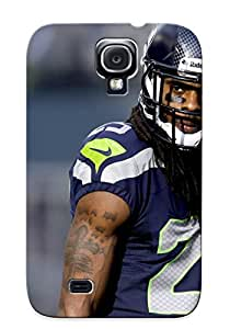 Kathewade High Quality Seattle Seahawks Nfl Football 75 Case For Galaxy S4 / Perfect Case For Lovers