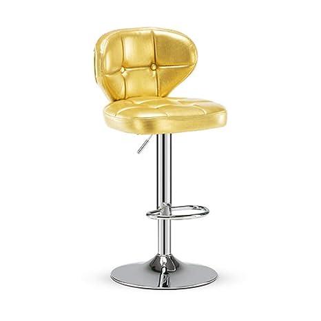 Pleasing Amazon Com Qqxx Bar Stool Dining Chair High Stool Furniture Lamtechconsult Wood Chair Design Ideas Lamtechconsultcom